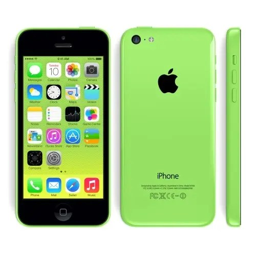 tomtop iPhone 5C 3G A6 2コア GREEN(グリーン)