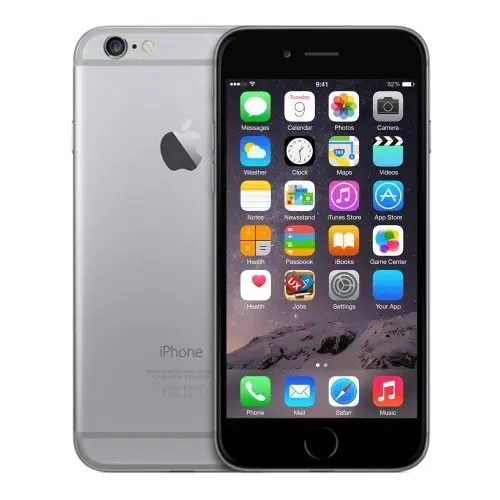 tomtop iPhone6 A8 1.4GHz 2コア GREY(グレイ)