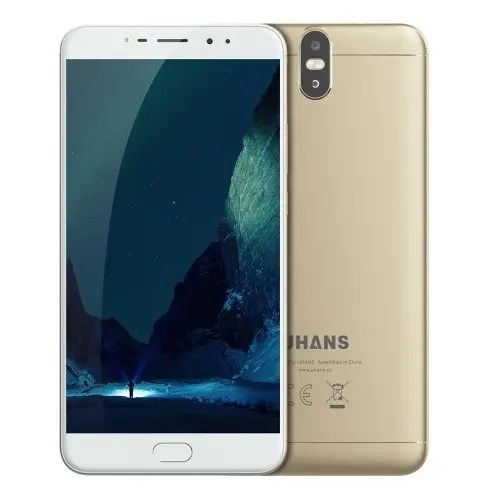 tomtop UHANS Max 2 MTK6750T 1.5GHz 8コア GOLD(ゴールド)