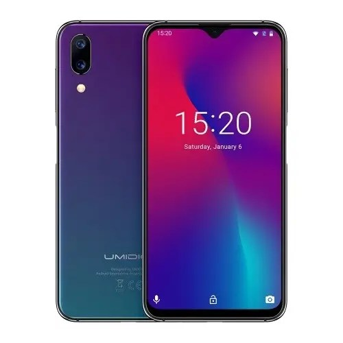 tomtop UMIDIGI One Max MTK6763 Helio P23 2.0GHz 8コア OTHER(その他)