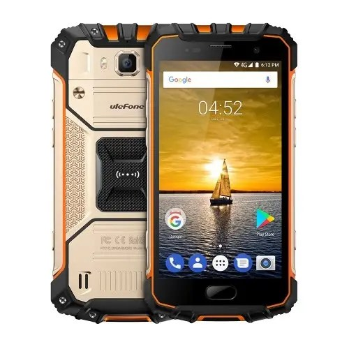 tomtop Ulefone Armor 2S MTK6737T 1.5GHz 4コア GOLD(ゴールド)