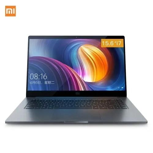 tomtop Xiaomi Notebook Pro Core i5-8250U 1.6GHz 4コア,Core i7-8550U 1.8GHz 4コア DARK GRAY(ダークグレイ)