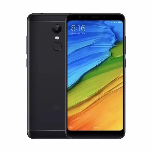 tomtop Xiaomi Redmi 5 Plus Snapdragon 625 MSM8953 2.0GHz 8コア BLACK(ブラック)