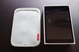 サヨナラiPad mini ケースはボロくなった。