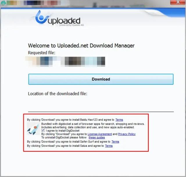 Uploaded からダウンロードしたほうのflashtoolインストーラを起動すると、こんな画面が表示される。