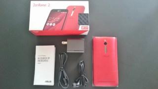 ひとのASUS ZenFone2 【Intel Atom】なファブレット 開封レビュー・チェック