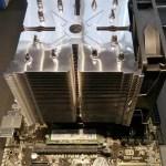 自作パソコン組み立てMicroATX+Core i7-6700+DDR4 16GB+SSD M.2 250GB+Windows10