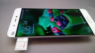 Xiaomi Mi 5 レビュー 初のLTE(データ)+3G(音声通話・3Gデータ)同時使用だった!
