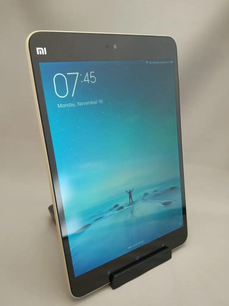 Xiaomi Mi Pad 2 開封の儀 外観 レビュー♪アレとほぼ同じ