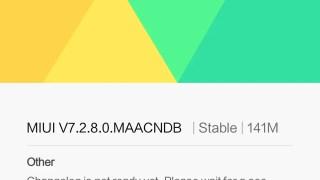 Xiaomi Mi 5 レビュー MIUI7設定・アプリ