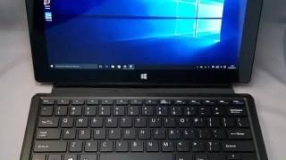 【巨大中華パッド】Jumper EZpad 5s 11.6インチ Win10タブレット 4GB/64GB Z8300 レビュー AnTuTU比較+細部の見た目