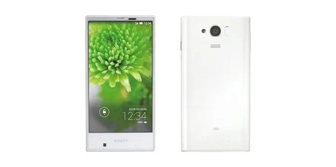 SERIE mini  SHV31 Snapdragon 801 MSM8974AB 2.3GHz 4コア