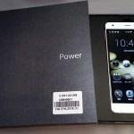 【お譲りします】5.5インチ大容量バッテリー中華スマホ Ulefone Power ホワイト 5/15(日)まで!確定済み