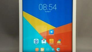 【3G版】Teclast X98 Plus 3G 開封の儀 レビュー