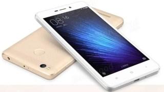【Banggood】Xiaomi Redmi 3X 開封の儀 レビュー