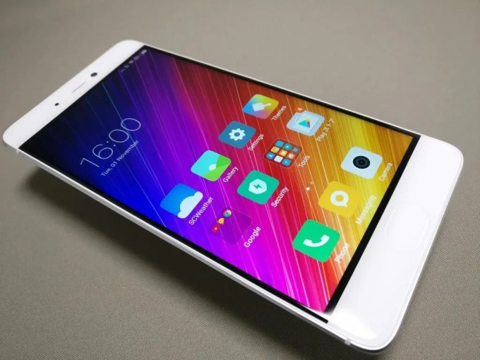 Xiaomi Mi5s SIMフリー 5.15インチ中華スマホ 開封 レビュー 進化ととるか退化ととるかドッチ?こっちもAntutu15万超え