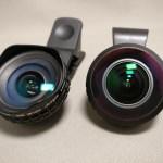 【AUKEY】超広角レンズ 238°0.2 PL-WD02 レビュー 飛び出したレンズの完成度高く魅了される