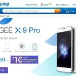 【Everbuying】DOOGEE X9 Pro プレセール&クーポンコードで$89.99
