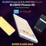 【GearBest】BLUBOO Picasso 8310円 プレセール~11/25 NFCタグもらえる