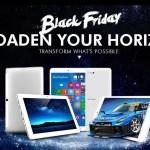 【GearBest】ブラックフライデー 中華タブレット・中華ラップトップ セール対象機種 価格比較