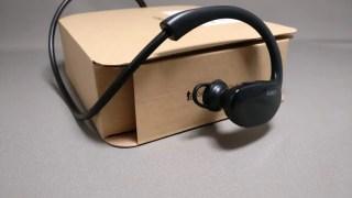 AUKEY Bluetoothスポーツイヤホン EP-B34 レビュー