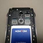 【SIMフリー IP68防水 中華スマホ】Homtom HT20 スペック・アプリなど レビュー