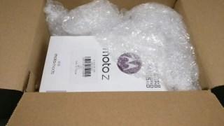 【世界最超薄】中華スマホ Motorola(Lenovo) Moto Z(XT1650-05) 5.5インチ SIMフリー 開封の儀 レビュー