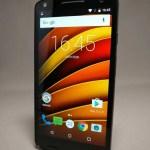 Motorola 5.4インチ SIMフリースマホ Moto X (1581) 内部 レビュー