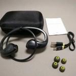 dodocool Bluetoothスポーツイヤホン aptX 通話ノイキャン(CVC6.0) IPX4防滴 技適認証済 全部入り 30%off クーポンあり