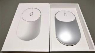 Xiaomi Bluetooth4.0+2.4Gワイヤレス デュアル マウス 開封 レビュー