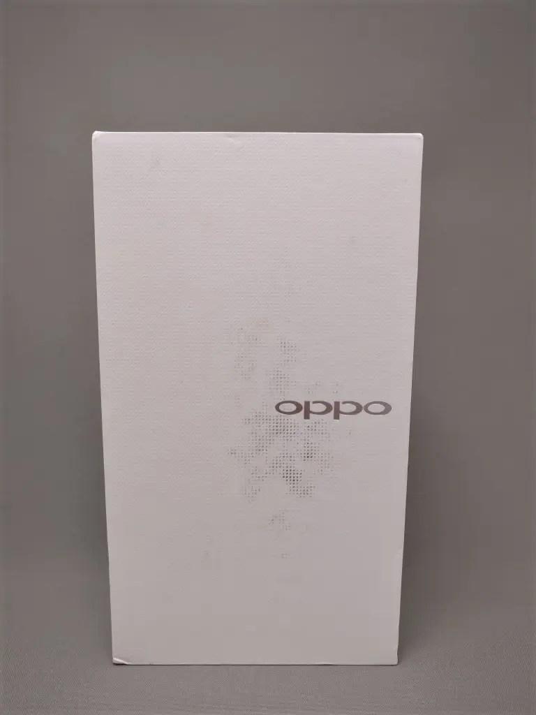 OPPO R9 化粧箱 正面