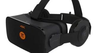 【GearBest】PIMAX 4K UHD VR PCヘッドセット 割引クーポン適用で349ドルに!