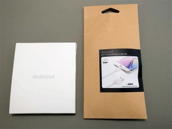 dodocool 両面挿し MicroUSBケーブル と USB変換ケーブル パッケージ