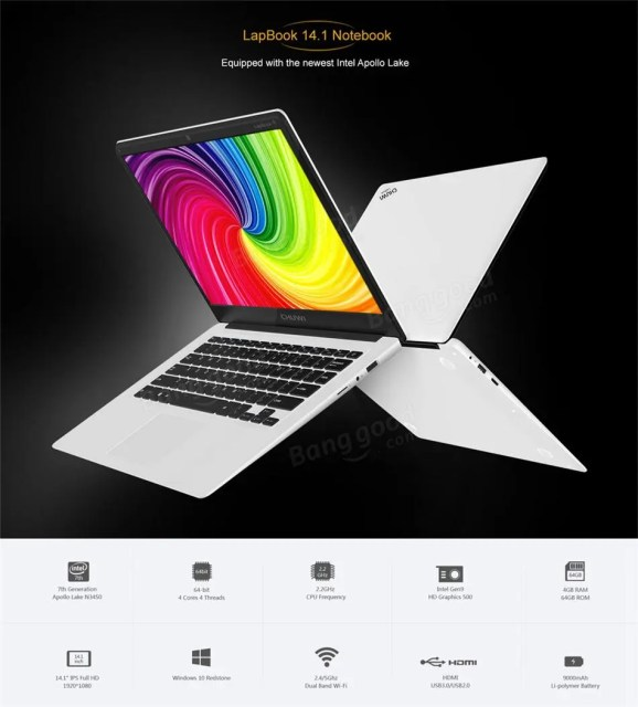 Chuwi Lapbook 商品画像1
