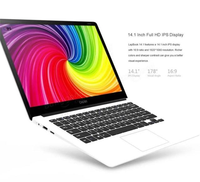 Chuwi Lapbook Notebook Full HD 14.1インチ