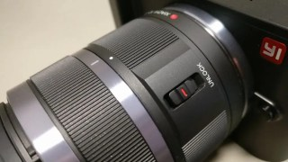 【GearBest】中華ミラーレス一眼 Xiaomi Yi Digital Camera M1 使ってみる