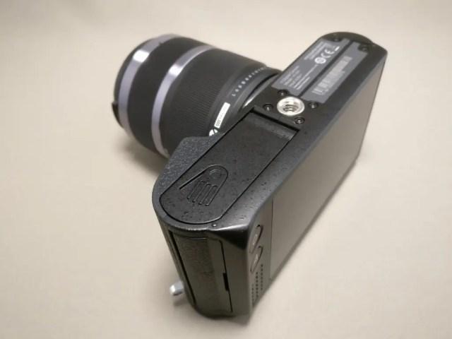 Xiaomi Yi Digital Camera M1 バッテリーフタ