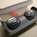 QCY Q29 完全分離型 両耳 Bluetooth ワイヤレスイヤホン TWS 開封 レビュー
