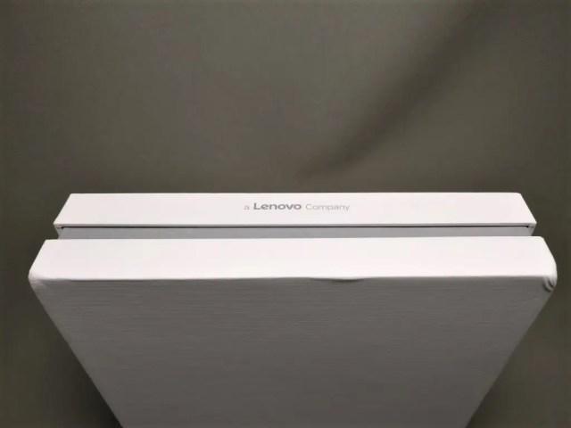 Lenovo ZUK Z2 Pro 化粧箱 横
