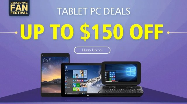 Geekbuying tablet pc deals