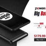 【Banggood】名機の後継Ulefone Power 2 発売記念 ギフトパック付きで179.99ドル さらにクーポンあり!