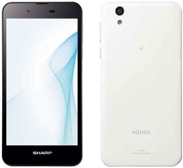 AQUOS SH-M04 Snapdragon 430 MSM8937 1.4GHz 8コア