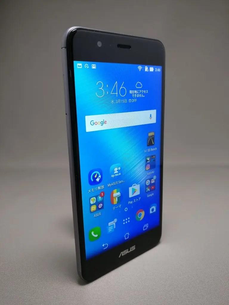 ASUS Zenfone Max 3 表 10