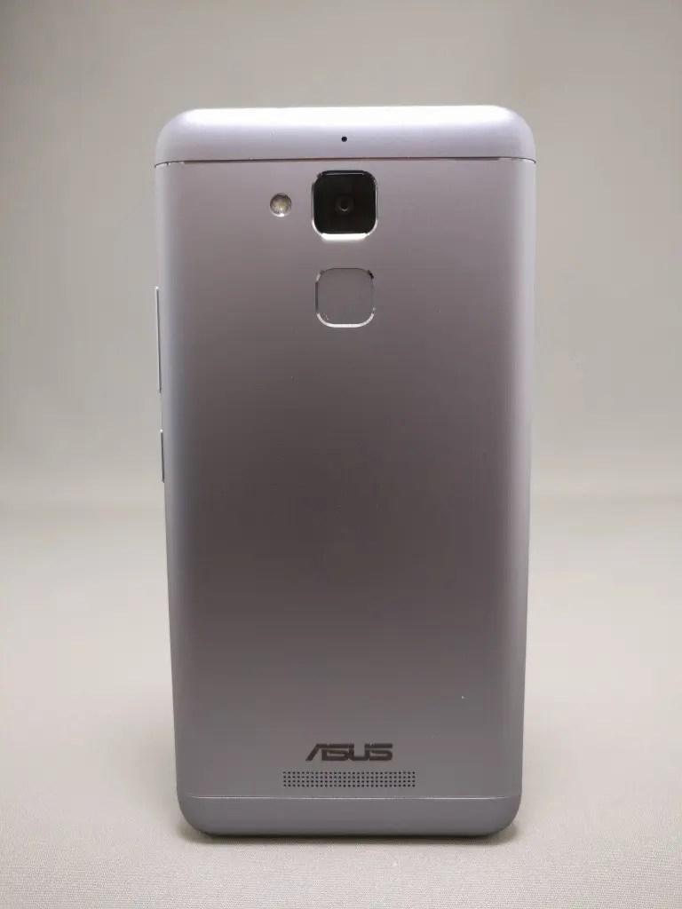 ASUS Zenfone Max 3 裏 10