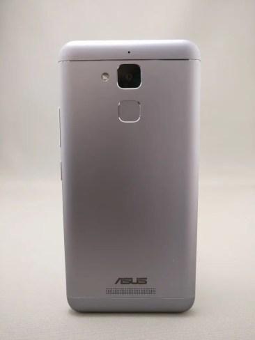 ASUS Zenfone Max 3 裏 8