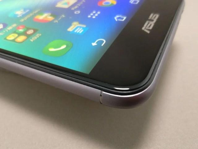 ASUS Zenfone Max 3 プラパッキン