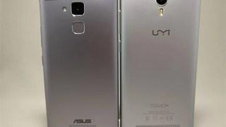 ASUS Zenfone 3 Max 開封 レビュー