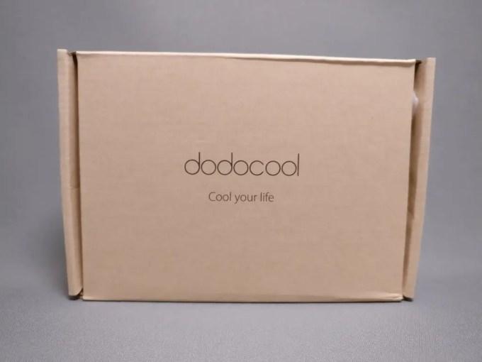 dodocool HDMI D-sub 有線LAN USB3.0 7役 USB-C PDハブ 化粧箱 表