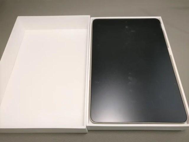 Xiaomi Mi Pad 3 開封