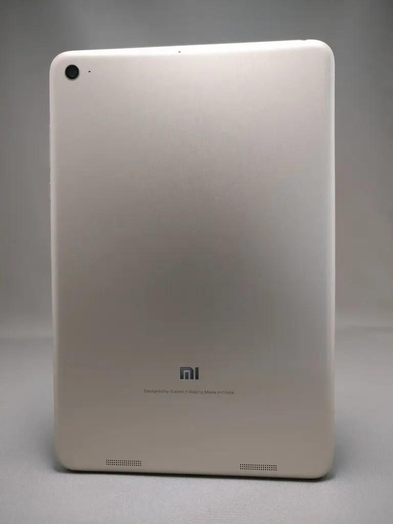 Xiaomi Mi Pad 3 裏 6